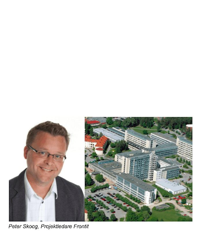 Case: Landstinget Västmanland