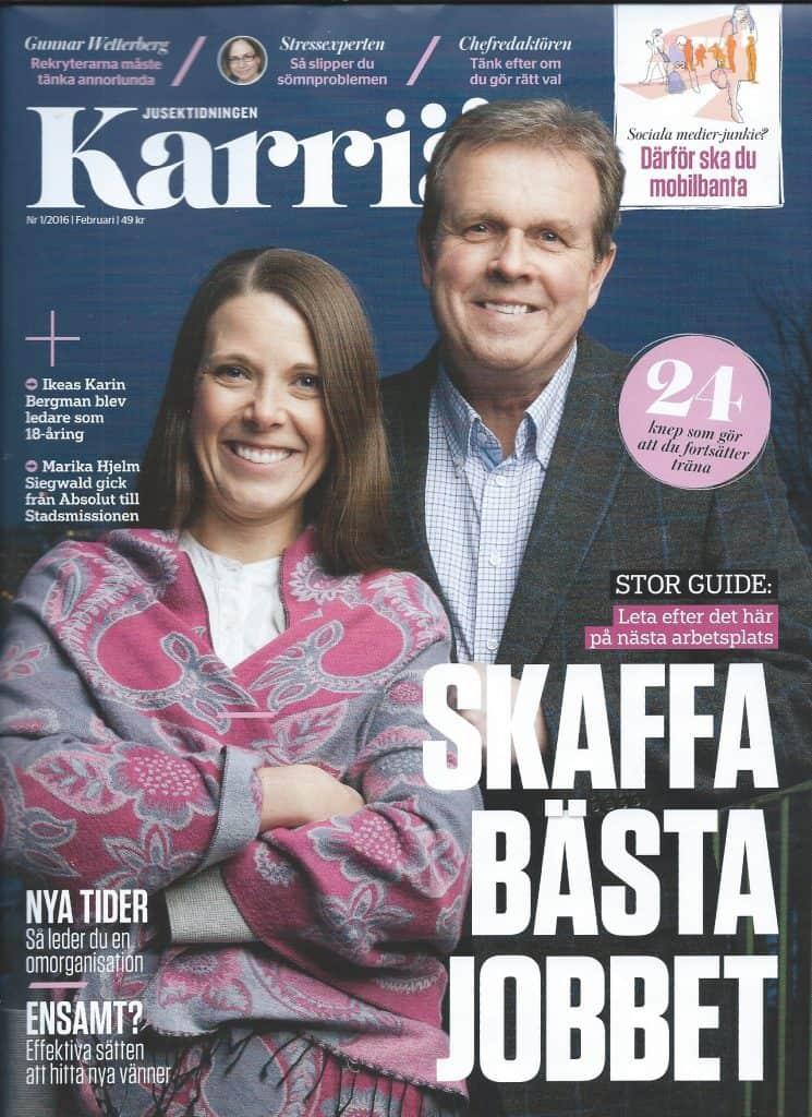 omslag jusek tidning