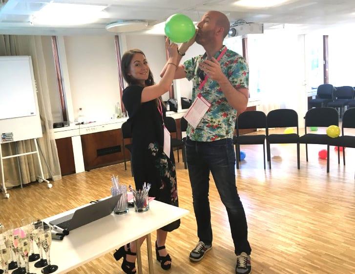 Jennie Persson & Lars Linderoth